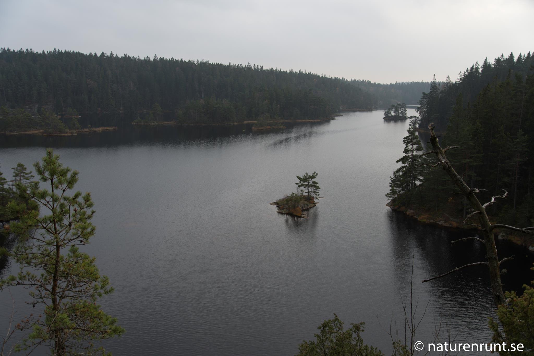 Härsevattnet - Utsikt mot söder