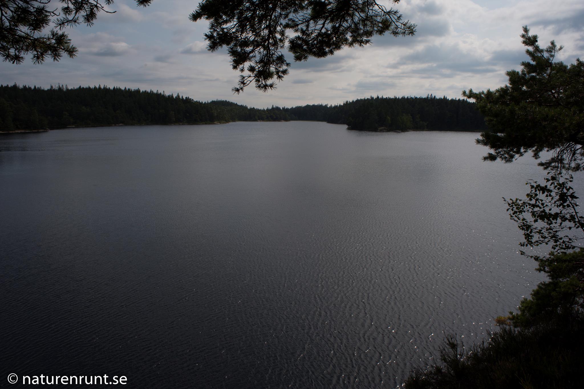 Utsikt - Från norra delen